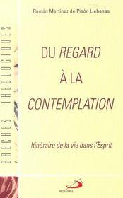 Du regard a la contemplation - Intérieur - Format classique