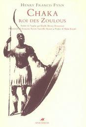 Chaka Roi Des Zoulous - Intérieur - Format classique