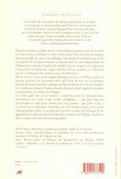 Chaka Roi Des Zoulous - 4ème de couverture - Format classique