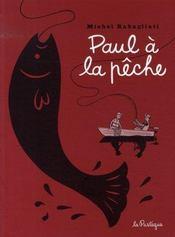 Paul à la pêche - Intérieur - Format classique