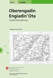 Oberengadin-engiadin'ota - Couverture - Format classique