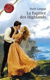 La fugitive des Highlands - Couverture - Format classique
