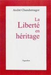 La liberte en heritage - Intérieur - Format classique
