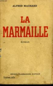 La Marmaille. - Couverture - Format classique