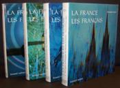La France et les Français en 4 volumes - Couverture - Format classique