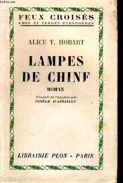 Lampes De Chine - Couverture - Format classique