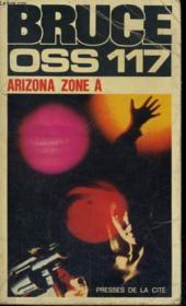 Arizona Zone A - Couverture - Format classique