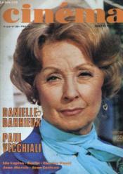 Cinema 83 N° 298 - Danielle Darrieux - Paul Vecchiali - Ida Lupino - Berlin - Charles Vanel - Jean Marais - Jean Cocteau - Couverture - Format classique