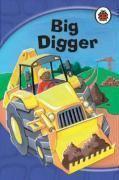 Big digger - Couverture - Format classique