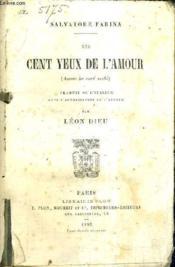 Les Cent Yeux De L'Amour (Amore Ha Cent' Occhi). - Couverture - Format classique