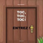 Toc, toc, toc ! entrez ! - Couverture - Format classique