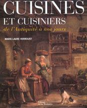 Cuisines Et Cuisiniers - Intérieur - Format classique