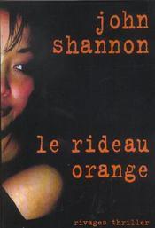 Le Rideau Orange - Intérieur - Format classique