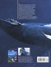 Fabuleuses baleines - 4ème de couverture - Format classique