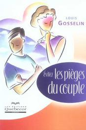 Evitez Les Pieges Du Couple - Intérieur - Format classique