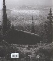 Francois Mechain ; L'Exercice Des Choses - 4ème de couverture - Format classique