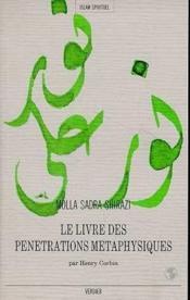 Le livre des penetrations metaphysiques - Couverture - Format classique
