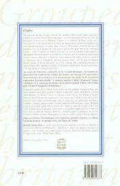 L'infini. colloque tenu a la maison des sciences de l'homme d'aquitai ne, 3 et 4 mars 2001 - 4ème de couverture - Format classique