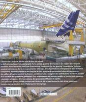 La grande aventure de l'airbus A380 - 4ème de couverture - Format classique