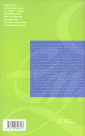 Religion et l'ordre de la nature (la) - 4ème de couverture - Format classique