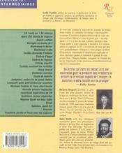 25 conventions de bridge a savoir ; manuel sur le jeu du bridge - 4ème de couverture - Format classique