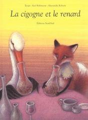 La cigogne et le renard - Intérieur - Format classique