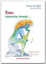 Tous végétariens demain... - Couverture - Format classique
