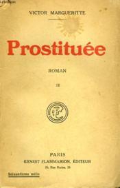 Prostituee. Tome 2. - Couverture - Format classique