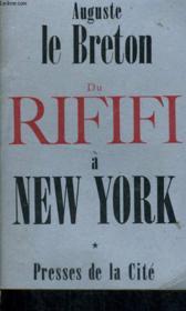 Du Rififi A New York, Tome 1 - Couverture - Format classique