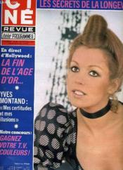 Cine Revue - Tele-Programmes - 57e Annee - N° 42 - Arrete Ton Char! - Couverture - Format classique