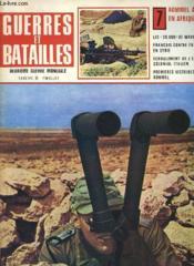 Guerres Et Batailles - 7 - Rommel Attaque En Afrique - Couverture - Format classique