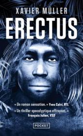 Erectus - Couverture - Format classique