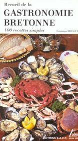 Gastronomie bretonne - Intérieur - Format classique