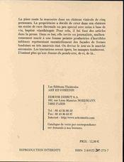 Grand cru bourgeois - 4ème de couverture - Format classique