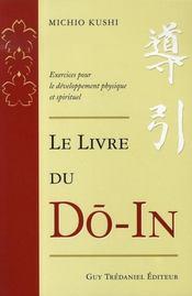 Le livre du do-in ; exercices pour le développement physique et spirituel - Intérieur - Format classique