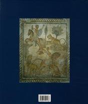 La Libye antique ; cités perdues de l'Empire romain - 4ème de couverture - Format classique