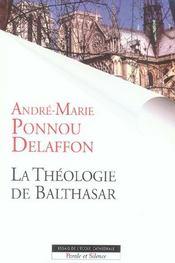 Theologie De Balthasar - Intérieur - Format classique