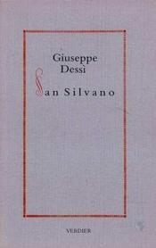 San Silvano - Couverture - Format classique