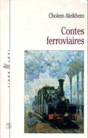Contes Ferroviaires - Couverture - Format classique