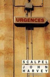 Scalpel - Couverture - Format classique