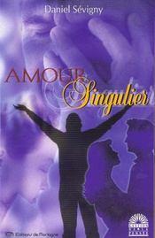 Amour singulier - Intérieur - Format classique