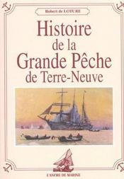 Histoire de la grande peche de terre neuve - Intérieur - Format classique