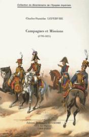 Campagnes et missions (1793-1821) - Couverture - Format classique