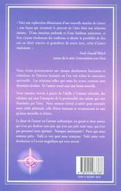 Futur De L'Amour - Pouvoir De L'Ame - 4ème de couverture - Format classique