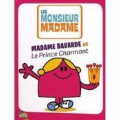 Mme Bavarde et le prince charmant - Couverture - Format classique