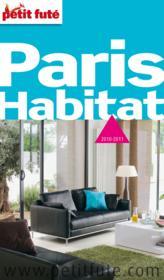Paris habitat (édition 2010/2011) - Couverture - Format classique