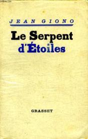 Le Serpent D Etoiles. - Couverture - Format classique