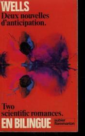 Deux Nouvelles D'Anticipation. Recit Des Temps Futurs, Un Reve D'Apocalypse. Collection Bilingue Aubier N° 56 - Couverture - Format classique