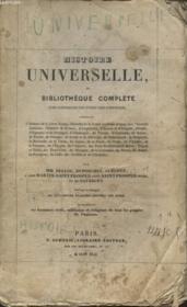Histoire D Espagne De Portugal De Hollande Et De Belgique Tome Sixieme - Couverture - Format classique