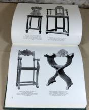 Historique du meuble. Sélection de 200 modèles de meubles anciens français et étrangers en tous genres et tous styles. - Couverture - Format classique